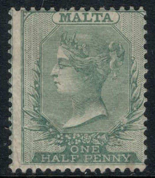 Malta #8*  CV $4.50