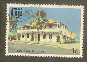 Fiji    Scott  409       Town Hall
