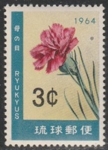 Ryukyu Islands #118 MNH Single Stamp
