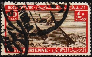 Egypt. 1933 40m S.G.206 Fine Used