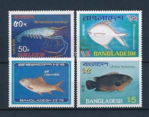 [47286] Bangladesh 1983 Marine life Fish MNH