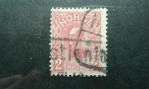 Norway #69 used die B e203 7510