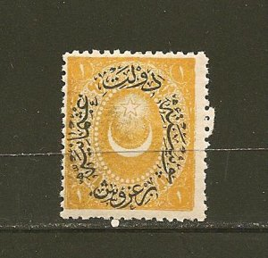 Turkey 44 Mint Hinged