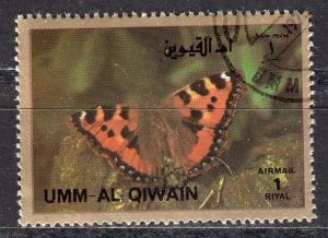 Umm al Qiwain (Unlisted) - CTO - Butterfly / Moth