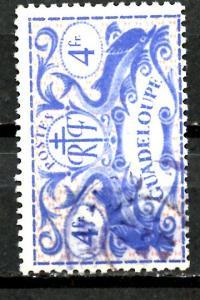 GUADELOUPE, yr.1945: DOLPHINS, #181  ,U