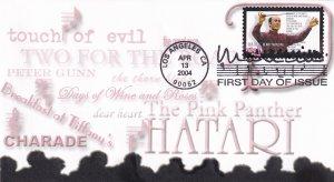 2004, Honoring Henry Mancini, Pushin' the Envelope, FDC (E11862)