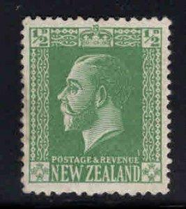 New Zealand Scott 144 MH* KGV stamp 1915