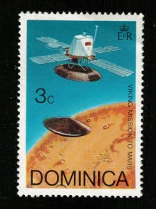 Space 1976 Viking Space Mission Republica Dominicana 3с (TS-546)