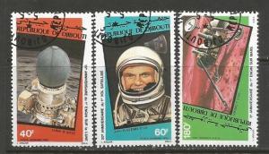 DJIBOUTI C155-57 VFU SPACE I617
