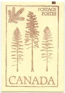 Canada - 1979 12c Booklet w. Counter #BK77a