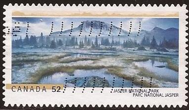 Canada - Scott# (050 - used booklet single) 2224 (2007) V...