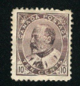 Canada 93  Mint VF 1903   PD