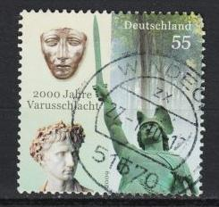 Germany - 2009 Battle of the T.Forset  Sc# 2531 - (4626)