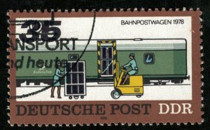 Train, DDR, Germany, (3698-Т)