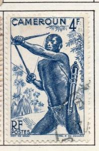 French Cameroon 1946 Early Issue Fine Used 4F. 151780