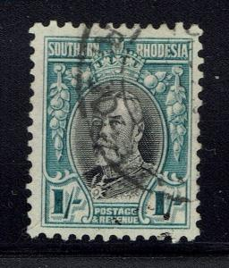 Southern Rhodesia SG# 23a Perf 12 x 11.5 - Used - Lot 040416