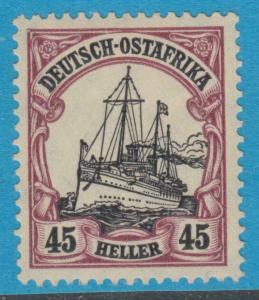 GERMAN EAST AFRICA 37 MINT HINGED OG* NO FAULTS EXTRA FINE !