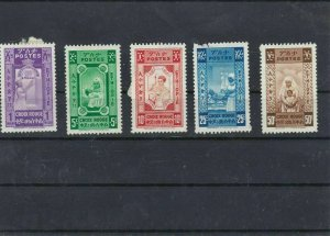 Ethiopia Monuted Mint Stamps Ref: R5613