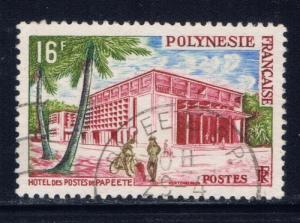 French Polynesia 195 Used 1960 issue