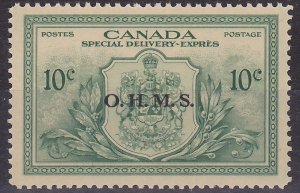 Canada EO1 MNH