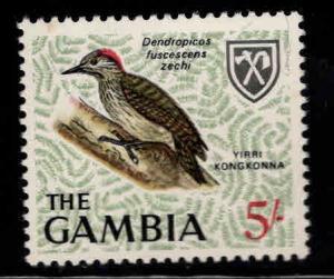 Gambia Scott 225 MNH** Bird stamp