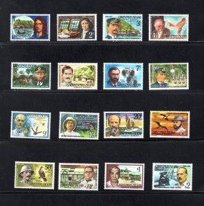 Christmas Island 69-84,  VF, MNH, Post Office Fresh, CV $7.55 ....   1370024/32