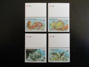 Kiribati #452-55 Mint Never Hinged (N7M0) WDWPhilatelic 2