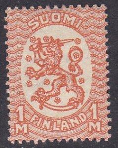 Finland Sc #146b MNH; Mi #131