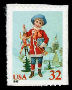 USA 3009 Mint (NH) Booklet Stamp