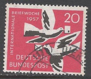 GERMANY 775 VFU Z7224