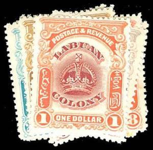 LABUAN 99A-109  Mint (ID # 79223)