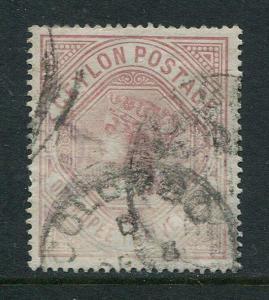 Ceylon #142 Used