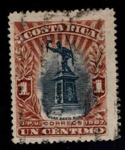 Costa Rica Scott 59 used stamp