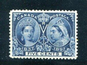 Canada #54 Mint   VF