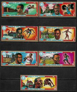 Equatorial Guinea MNH Set - 1972 Munich Olympics (Z001)
