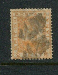 British Guiana #73 Used