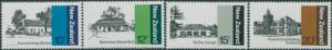New Zealand 1979 SG1188-1191 Architecture set MNH
