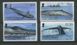 South Georgia 2012 whales marine life mammals set MNH