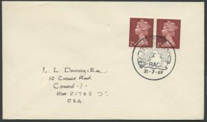 Great Britain, First Day Cover, Europa