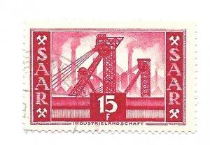 SAAR 1955 - Scott #242