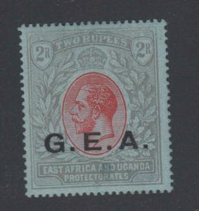 GERMAN EAST AFRICA N116 MINT HINGED OG * NO FAULTS VERY FINE !