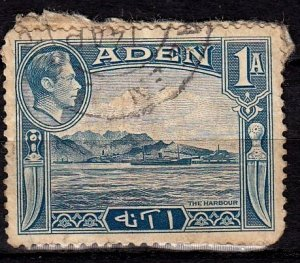Aden, as per photo, used on paper