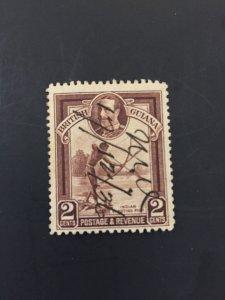 ^British Guiana #211u