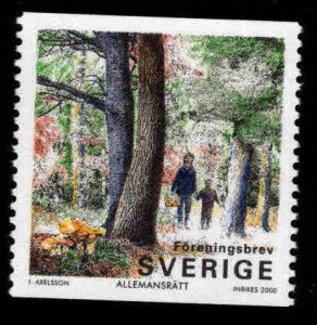 SWEDEN MNH** coil stamp Scott 2375, 3.80 Kr denomination