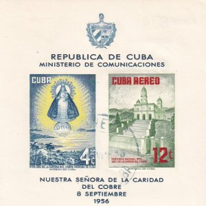 Cuba #C149a  F-VF Used CV $9.50 (Z9544)