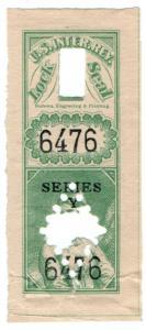 (I.B) US Revenue : Lock Tax Seal