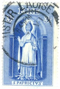 IRLANDE / IRELAND / EIRE 1961 MAINISTIR LAOISE (Abbeyleix, co. Laois) on SG186