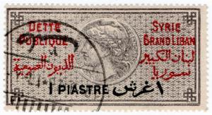 (I.B) Syria Revenue : Public Debt 1pi (ADPO)