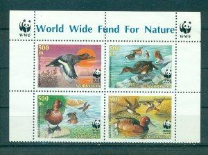 Azerbaijan - Sc# 704. 2000 Birds. MNH $3.50.