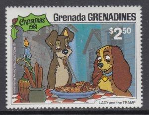 Grenada Grenadines 457 Disney's MNH VF